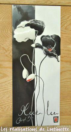 Fleur Design, Create Canvas, Canvas Paper, Art Abstrait, Fabric Painting, Hibiscus, Art Lessons, Flower Art, Poppies