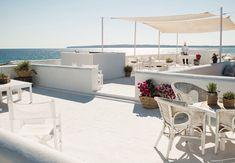 7 Formentera Beach Clubs & Seaside Restaurants To Visit Formentera Spain, Ibiza Spain, Seaside Restaurant, Portugal, Girls Getaway, Pool Houses, Spain Travel, Beach Club, Places Around The World