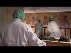 November 26 1922, King Tuts Tomb Opened, Mysterious Curse Kills - YouTube
