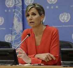 Koningin Máxima als VN-pleitbezorger in New York (fotoserie) - Koninklijk huis - Reformatorisch Dagblad