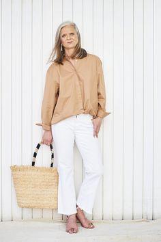 White jeans, forever