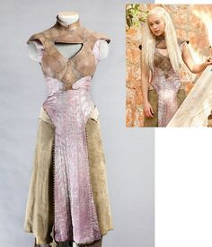 Daenerys Targaryen dress