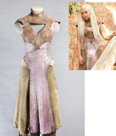 Daenerys Targaryen dress