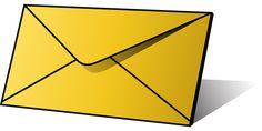 Koperta Ikona List - Darmowa grafika wektorowa na Pixabay Vector Graphics, Ikon, My Children, Graphic Illustration, Gif, Activities, Wraparound, Letters, Objects