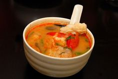 Shrimp Tom Yam... Yummy!
