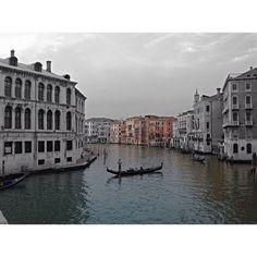 Venezia, Canal Grande da Rialto