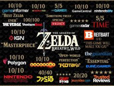 Breath of the Wild is recieving PERFECT scores across the board! It seems these delays these past four years have been worth it! Zelda has finally reclaimed it's title of the best video game ever The Legend Of Zelda, Legend Of Zelda Breath, Breath Of The Wild, Art Jokes, Twilight Princess, Almost Perfect, Best Games, The Guardian, Are You Happy