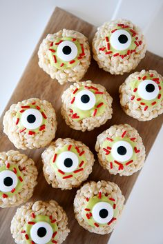 Zombie Eyeball Rice