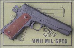 Spring Field 1911-A1(no-frills) MIL-SPEC .45ACP