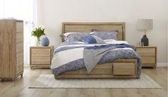 Apollo Queen Tallboy Bedroom Suite | Focus on Furniture