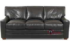 Halifax Sleeper Sofa by Savvy Queen Sofa Bed SleepersInSe. Queen Sheets, Bed Sheets, Sleepers In Seattle, Red Leather Couches, Queen Size Sofa Bed, Custom Leather, Seat Cushions, Classic Style, Bedding