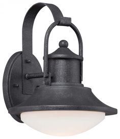 MINKA LAVERY 8132-173-L, LED WALL MOUNT, FORGED SILVER