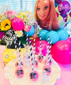 Plan and Host Amazing Parties with LYFETYMES, the Party Planning Site and Marketplace for all your parties Barbie Theme Party, Barbie Birthday Party, Party Themes, Birthday Cake, Birthday Parties, Bridal Showers, Baby Showers, Party Checklist, Engagement Parties