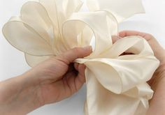 [How To Make a Floral Bow | In this tutorial, Save on Crafts' expert crafter Sherry will teach you how to make a bow.