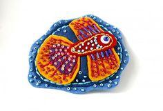 lurga / Kornephoros - červená rybka