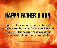Happy fathers day, Happy father and Father's day on Pinterest