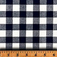 Fabric Yardage - Premier Prints Plaid Blue - Blue Fabric - Gingham Fabric - Destash Fabric for Home Decor Use - Discontinued Fabric Gingham Fabric, Cotton Fabric, Blue Fabric, Throw Pillow Covers, Throw Pillows, Plaid Fashion, Fabric Decor, Premier Prints, Valance Curtains