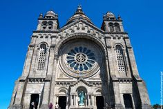 Basilica de Santa Luzia, Viana do Castelo.