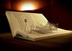 Book scene