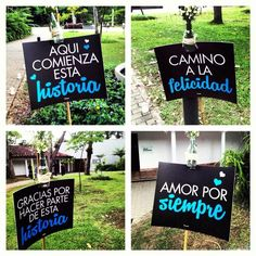 Cartells boda Wedding Signs, Diy Wedding, Rustic Wedding, Dream Wedding, Wedding Day, Wedding Planer, Ideas Para Fiestas, Special Day, Perfect Wedding