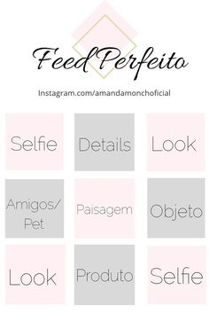 Discover recipes, home ideas, style inspiration and other ideas to try. Instagram Design, Fred Instagram, Best Instagram Feeds, Instagram Feed Ideas Posts, Instagram Feed Layout, Instagram Grid, Story Instagram, Instagram Blog, Instagram Quotes