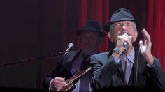 Leonard Cohen, Amen, Manchester, 31-08-2013