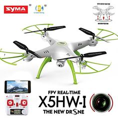 Like and Share if you want this  Cheerwing Syma X5HW-I Wifi FPV Drone with HD Camera Live Video Altitude Hold Function 2.4Ghz 4CH RC Quadcopter White     Tag a friend who would love this!     FREE Shipping Worldwide     Buy one here---> http://droneontop.com/product/cheerwing-syma-x5hw-i-fpv-2-4ghz-4ch-rc-headless-quadcopter-drone-ufo-with-hover-function-hd-wifi-camera-white/