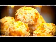 Cheese Balls - Kuleczki Serowe - Ania's Polish Food Recipe #42