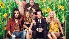 """Stasera in tv su Italia 1: """"Nudi e felici"""" con Paul Rudd e Jennifer Aniston"""