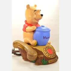Winnie The Pooh Phone | American Telephone Store | I remember these!!