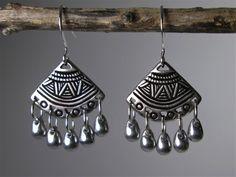 Southwest Earrings by DanareDesigns