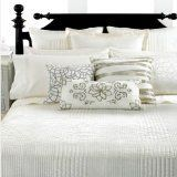 Martha Stewart Collection Shimmer Quilted FULL/QUEEN Coverlet
