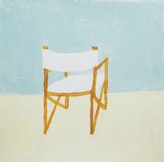 Chair painting    http://ellenamanda.blogspot.com