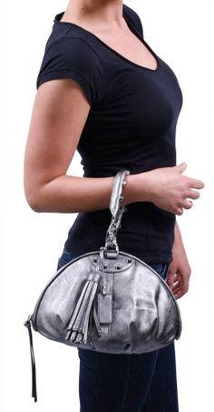 Christian Audigier Cherie Baguette Womens Handbag « Impulse Clothes New  Handbags 935048c6ed5b4