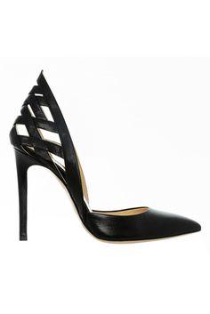 Alejandro Ingelmo #fashion #heels #shoes For luxury custom made shoes visit www.just-ene.com