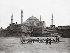 Ayasofya James Robertson, 1854