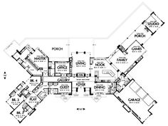 Plan 034H-0200 - Find Unique House Plans, Home Plans and Floor Plans at TheHousePlanShop.com