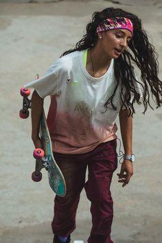 Skate Girls: Mariah Duran - Urban Outfitters - Blog