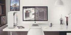 A Slimmer 3D Printer | Yanko Design