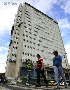 Hoy se entregará obra de la Torre B del Palacio de Justicia de Cali    La reconstrucción del edificio, que costó $18.000 millones, beneficiará a mil empleados judiciales de la ciudad.