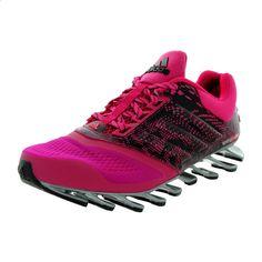 brand new fa96c 99a8a Adidas Womens Springblade Drive 2 Bold  Black Running Shoe Springblade, Black  Running Shoes,