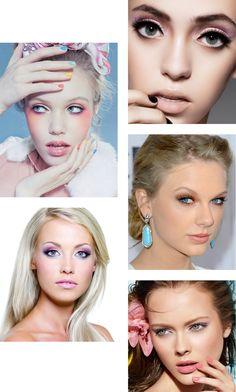 20 Eye Makeup Looks for Blue Eyes | yourbeauty411.com