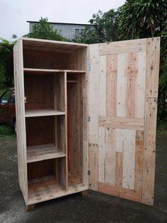 armoire en bois de grange chasse chalet pinterest armoires en bois de grange armoires en. Black Bedroom Furniture Sets. Home Design Ideas