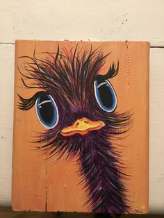 Ostriches, Cool Art Drawings, Blue Heron, Chinese Art, Owl, Herons, Animation, Bird, Art Prints