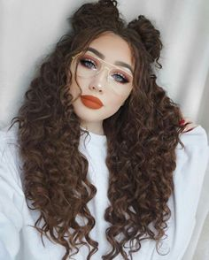 Makeup+hair+style=