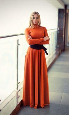 carrot dress