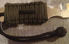 Boot Knife with wrapped handle- $35.00