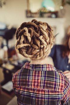 peinado de boda ♥