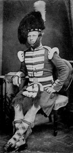 Private - 92nd Gordon Highlanders circa. 1852