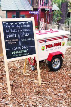 A Backyard Wedding Fiesta: Tacos
